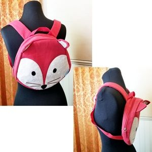 The Piggy Story, Red Fox Small backpack